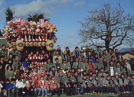 平成20年度、最優秀賞を受賞した田中栄治さんの作品「好日」