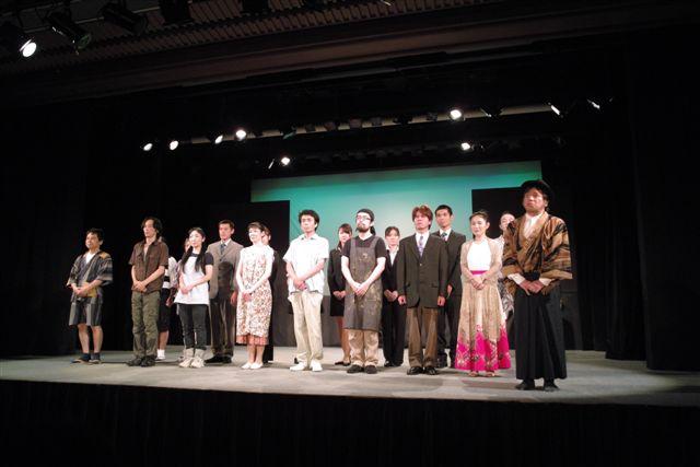 演劇集団いたわさ 第5回公演「ぼくと貧乏神」・麻布区民センターホール(9月7日)
