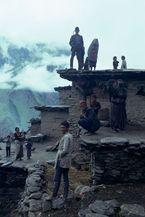 ネパール・ドルパno.0064
