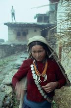 ネパール・ドルパno.0118