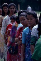 ネパール・カトマンドュウno.0077