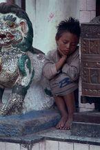 ネパール・カトマンドュウno.0080