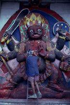 ネパール・カトマンドュウno.0082