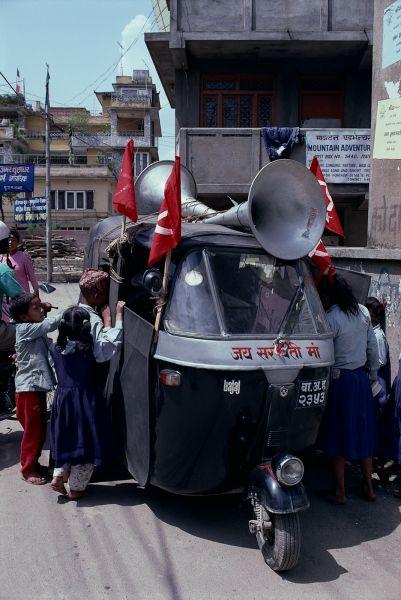 ネパール・カトマンドュウno.0113