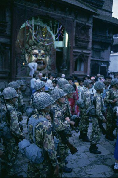 ネパール・カトマンドュウno.0117