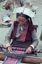 ネパール・ドルパno.0146