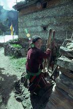 ネパール・ドルパno.0147